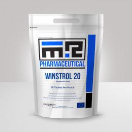 MR-PHARMA Winstrol 20mg/tab